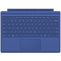 Microsoft QC7-00003 Surface Pro 4 Type Cover - Blue - ₹10,613.48 INR