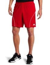 adidas Men's Striker Short, University Red/White, XX-Large - $29.99