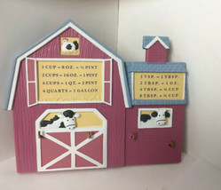 NEW AVON ~Down On The Farm~ Home Collection Farm Animals Measuring Spoons - $19.34