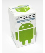 Android Mini Collectible Green Figure Sealed Blind Box A. Bell + Dyzplas... - $19.95