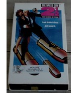 Gently Used VHS Video, The Naked Gun, 2 1/2, The Smell of Fear, VG COND - $4.94