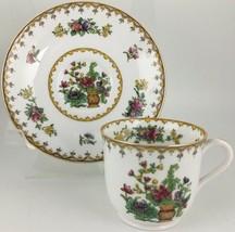 Spode Peplow Demitasse cup & saucer - $6.00
