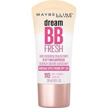 Maybelline Dream Fresh BB Cream, Light/Medium, 30ml - $17.50