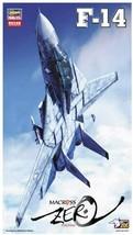 Hasegawa 1/72 MACROSS ZERO F-14 Model Kit 65761 w/Tracking# Japan New - $22.01