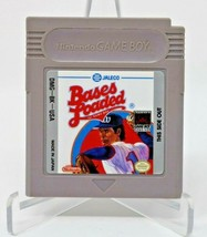 Nintendo Game Boy Jaleco Bases Loaded Game Cartridge Japan - $6.38
