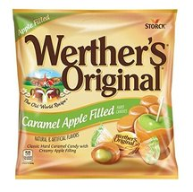 Werther's Original - Caramel Apple Filled Hard Candies - Net Wt. 5.5 OZ ... - $10.95