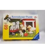 Ravensburger Puppy Party 60 Piece Puzzle Dalmatians Home School Classroo... - $15.79