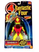 Fantastic Four Annihilus Action Figure Marvel ToyBiz 1995 Sealed VTG - $19.75