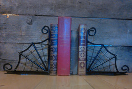 Spider Web Bookends - $75.00