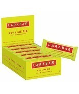 16 LARABAR Fruit & Nut Bars Key Lime Pie Bars Soy/Gluten/Dairy Free Vega... - $27.69