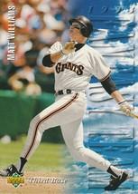 1994 Upper Deck #36 Matt Williams FT - $0.50