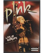 Pink   (Pink Live In Europe (Explicit) DVD - $2.98