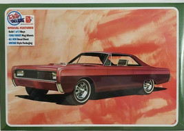 AMT 1966 Mercury Super Street 3'n1 Ways Plastic Model Kit AMT1098/12 1/2... - $29.07