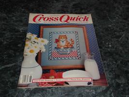 Cross Quick Magazine April May 1989 Sea Shells - $2.99