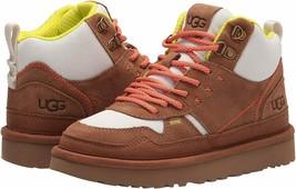 Womens UGG Highland Hi Heritage Sneaker - Chestnut, Size 7 [111228] - $109.99