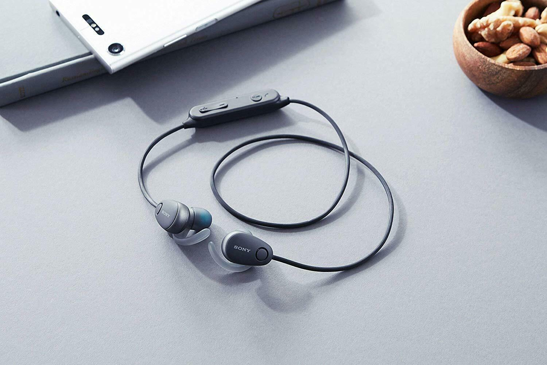SONY WISP600N/B Headphone