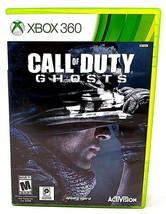 Call Of Duty Ghosts Xbox 360 CIB - $4.82