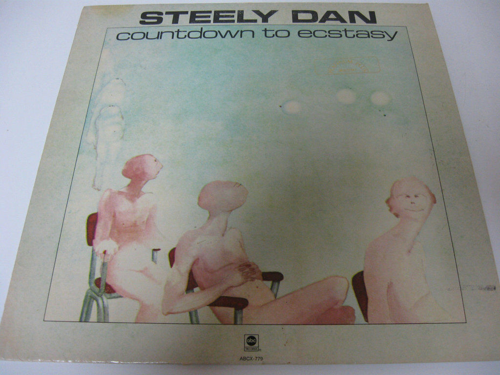 Steely Dan Countdown To Ecstasy MCA ABCX-779 Stereo Vinyl Record LP