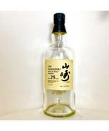 Suntory YAMAZAKI 25 year bottle empty Rare Item Japan - $869.99
