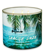 Bath & Body Works Seaside Daze Three Wick.14.5 Ounces Scented Candle - $23.95