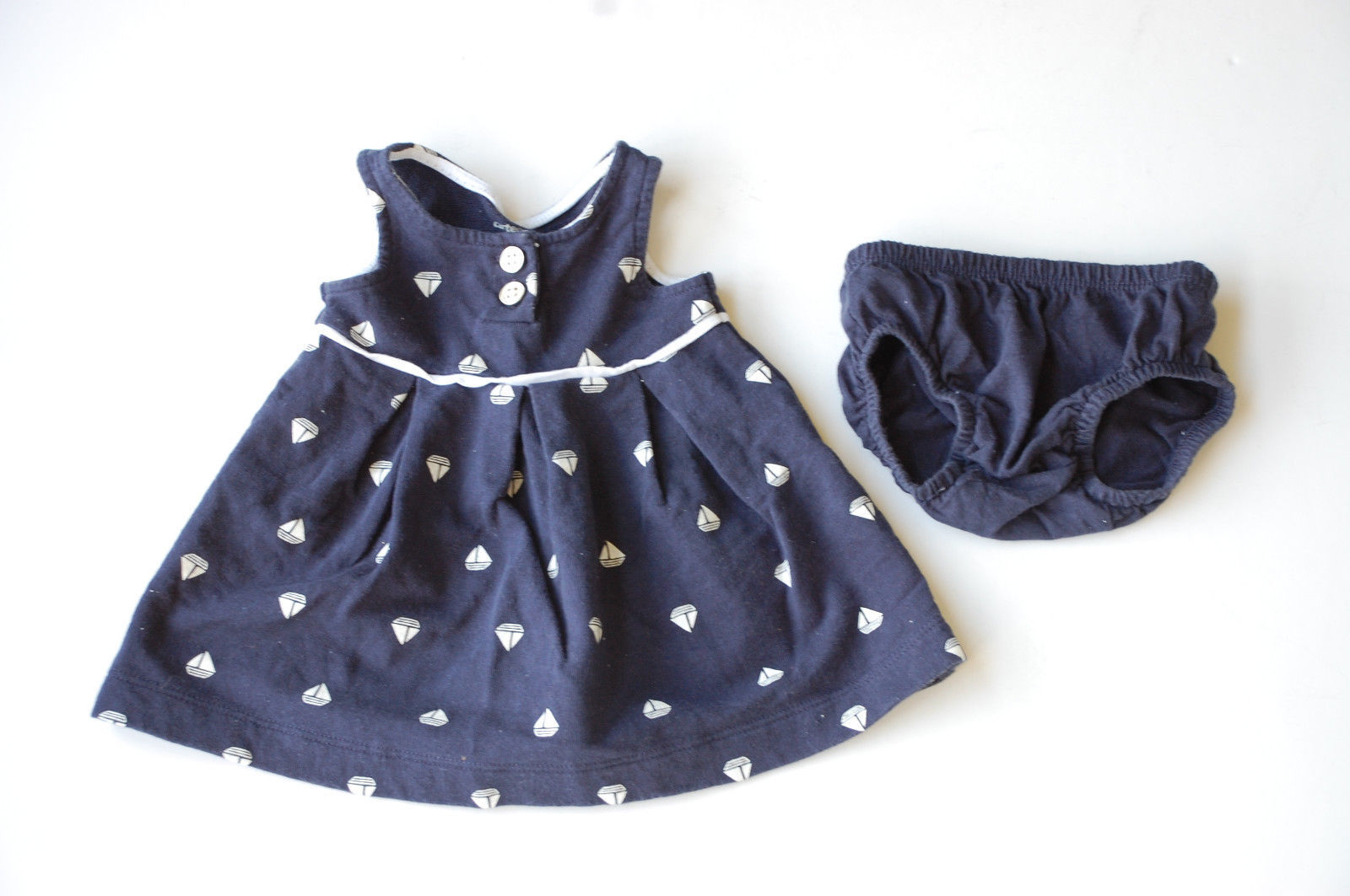 c59936b6d Carter's 3 Month Baby Girl Dress w. Bloomers and 50 similar items