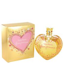 FGX-462708 Vera Wang Glam Princess Eau De Toilette Spray 3.4 Oz For Women  - $26.88