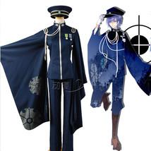 Vocaloid Senbonzakura Kaito Kimono Cosplay Costume Avec Chapeau Ensemble - $48.99