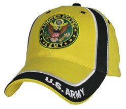 US ARMY WITH SEAL- U.S. Army Officially Licensed Military Hat Baseball C... - $23.95