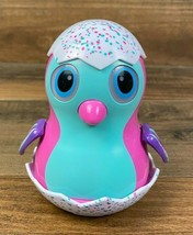 "Hatchimals 4"" Teal Pink Purple Plastic Interactive Chick Egg - $11.73"