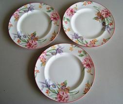 Royal Albert Bone China Ophelia Pattern Three Dinner Plate - $34.99