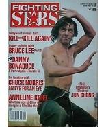 RARE 6/81 FIGHTING STARS DANNY BONADUCE JUN CHONG KARATE KUNG FU MARTIAL... - $24.99