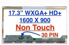 "Laptop Lcd Screen For Gateway NE72206U 17.3"" Wxga++ B173RTN01.1 - $59.38"