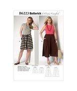 Butterick Patterns B6223WMN Misses/Women's Culottes, WOMAN (XXL-1X-2X-3X... - $14.70