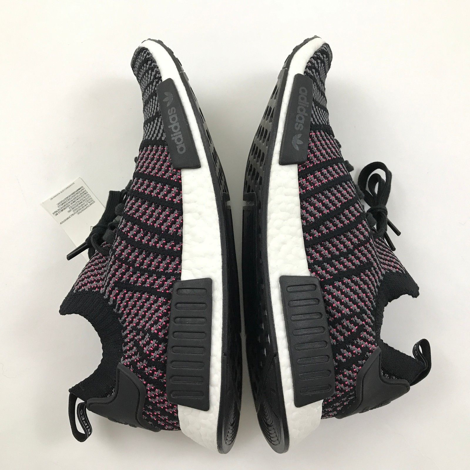 low priced 9e4e0 66add Adidas Augmentation NmdR1 Chaussures Hommes Taille 12 Basse Lacet Primeknit