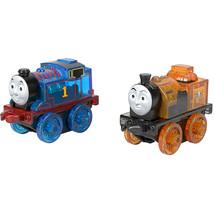* NEW * Thomas & Friends Minis Light Ups #1 (Thomas & Steven) (Kayleigh & Co.) - $14.99