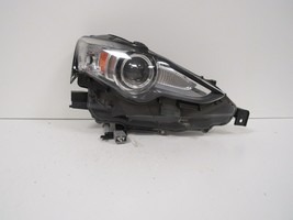 2014 2015 2016 LEXUS IS250 IS350 RH PASSENEGR HEADLIGHT OEM B114R - $485.00