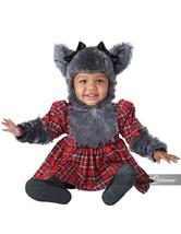 California Costumes Teeny Weeny Werewolf Dress Infant Halloween Costume 1020-090 - $39.24