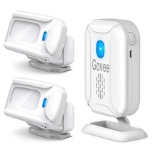 Govee Wireless Home Security Driveway Alarm, Store Door Entry Chime,...  - $40.29