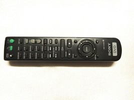 Sony RMT-D126A Dvd Remote DAV-L7100 DVPNS3 DVP-NS300 DVP-NS300B DVP-NS300BX B24 - $12.95