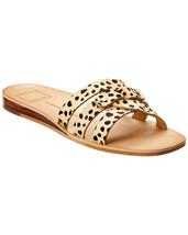 Dolce Vita Women's Cait Slide Sandal Animal Print Size 10 M - $73.49