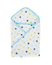 Strong Breathability Thin Swaddling Clothes/Blanket/Bathrobe Soft Comfortable image 2