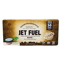 Independence Coffee Co. Jet Fuel Intense and Heavy Body, Dark Roast Coffee Singl - $69.27