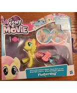 My Little Pony the Movie Fluttershy Land and Sea Fashion Styles Sea Pony... - $14.85