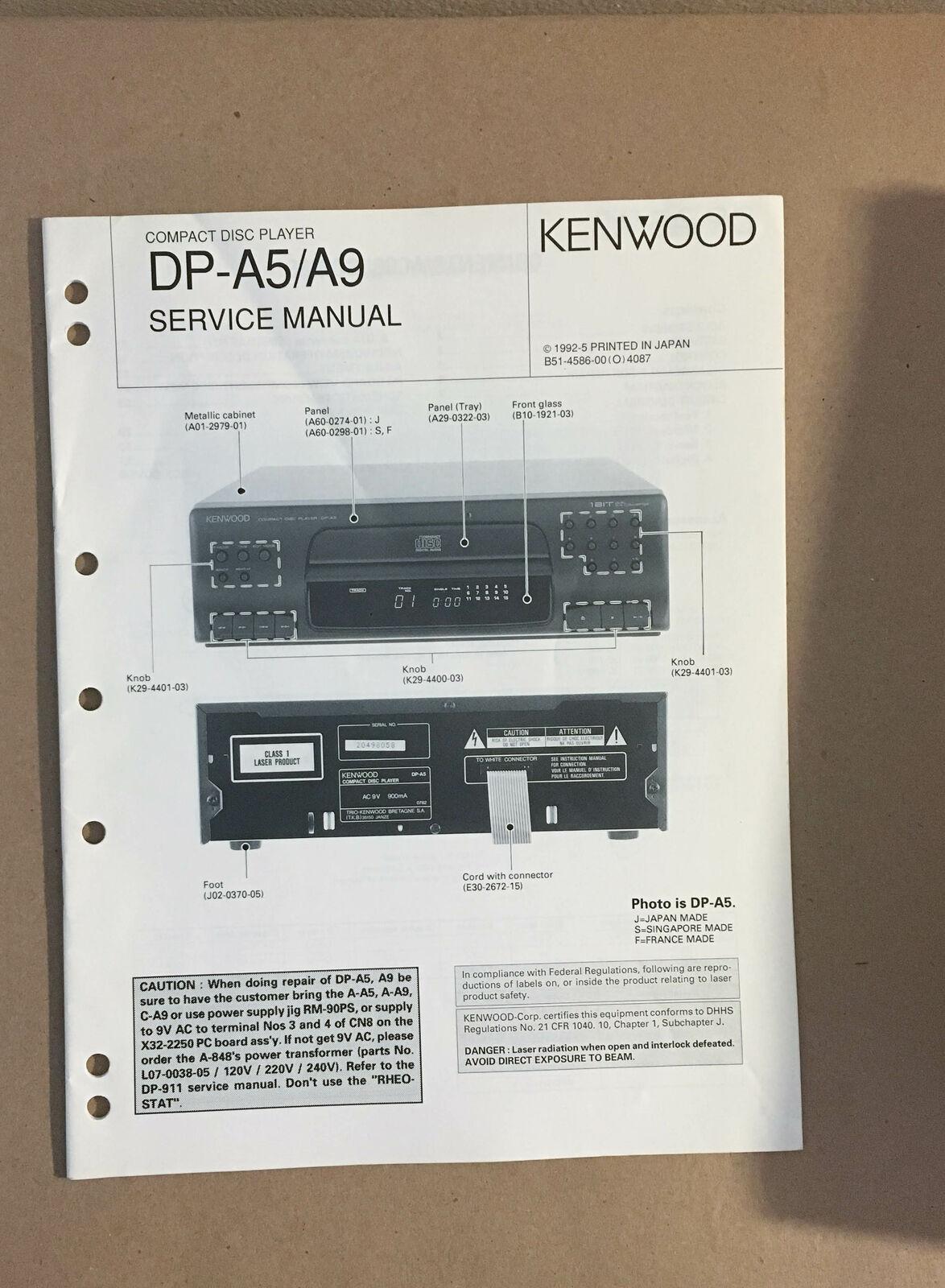 Elektronik & Foto CD-Player DPSE9 DP-SE9 Lasereinheit fr einen ...