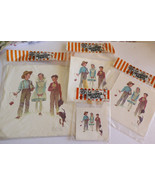 VTG Lot of 4 Norman Rockwell Carnival Arts & Crafts Decopage prints 3 sizes - $12.67