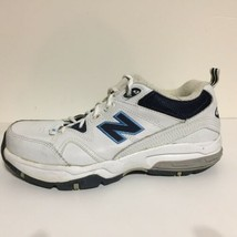 New Balance 609 WX609V2W Leather Walking Cross Training Shoes Women's Size 8 - $40.09