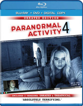Paranormal Activity 4 (Blu-Ray/DVD W/Digital Copy/Rated And Unrated)