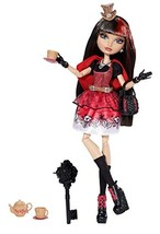 Ever After High Hat-Tastic Cerise Hood Doll Discontinued by manufacturer - $57.57