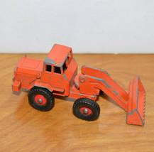 Vintage Lesney Tractor Shovel No. 69 1965 DIE-CAST Construction Toy - $25.25