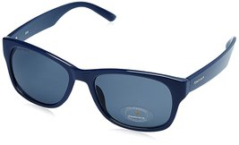 Fastrack UV Protected Unisex Sunglasses (PC001BK21|53 millimeters|Grey) - $60.99